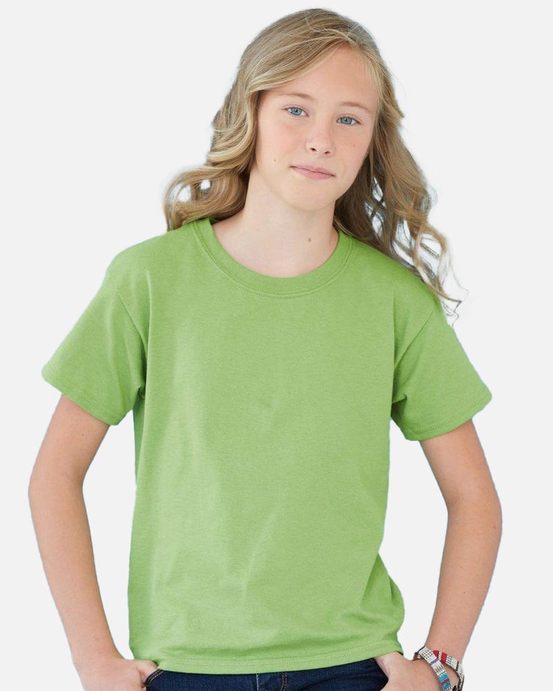 Gildan 5000B - Remeras para jóvenes de algodón grueso al por mayor