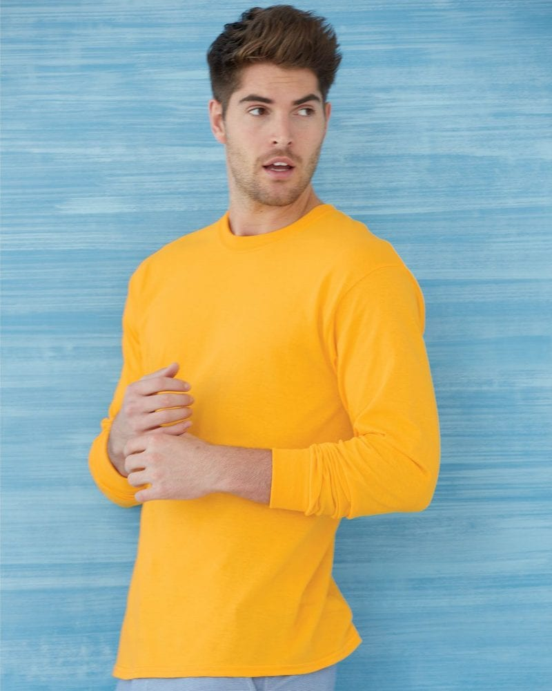 Gildan 5400 - Heavy Cotton Long Sleeve T-Shirt