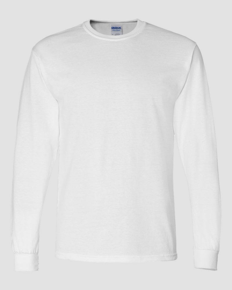Gildan 8400 - DryBlend™ 50/50 Long Sleeve T-Shirt