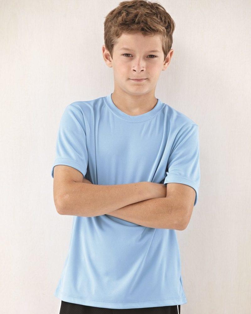 Hanes 482Y - Youth Cool Dri® Short Sleeve Performance T-Shirt