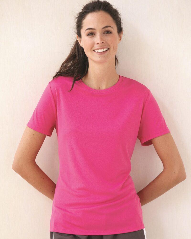 Hanes 4830 - Ladies' Cool Dri® Short Sleeve Performance T-Shirt