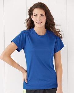 JERZEES 21WR - Ladies 100% Poly Short Sleeve T-Shirt