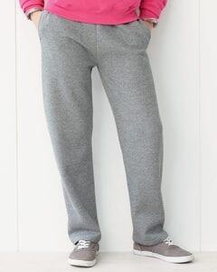 JERZEES 974YPR - Nublend® Youth 50/50 Open Bottom Sweatpants