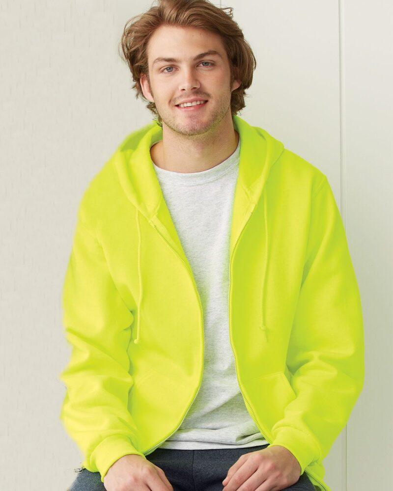 JERZEES 993MR - NuBlend® Full-Zip Hooded Sweatshirt