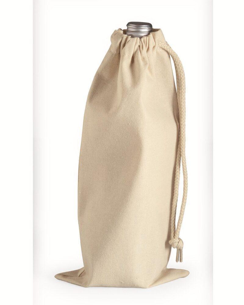 Liberty Bags 1727 - Bolsa para llevar vino con cordón