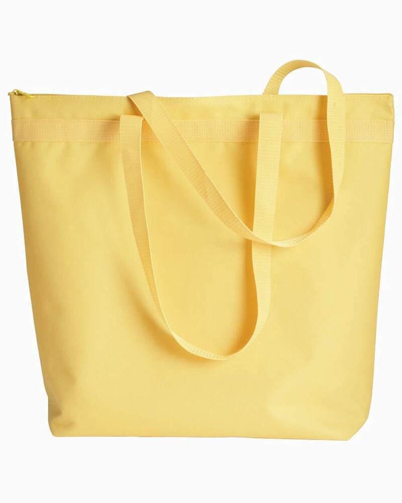 Liberty Bags 8802 - Bolsa reciclada con cierre
