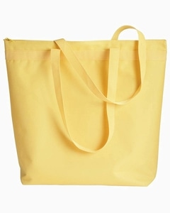 Liberty Bags 8802 - Recycled Zipper Tote