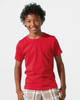 Next Level 3310 - Youth Premium Short Sleeve Crew