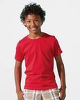 Next Level 3310 - T-shirt à manches courtes Premium Crew pour jeunes