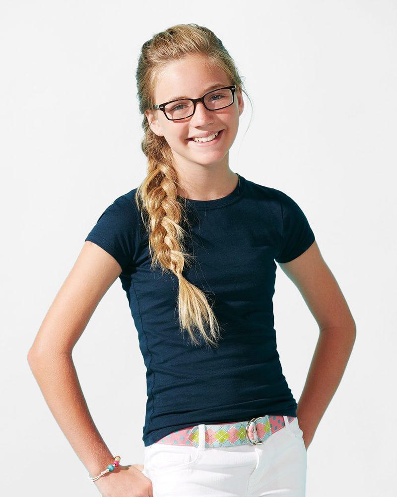 Next Level 3710 - Tee-shirt Princesse pour filles