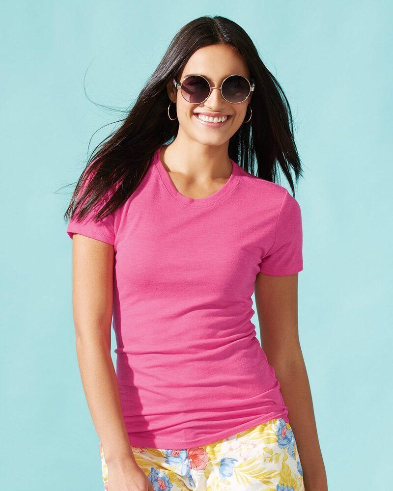 Next Level 6710 - T-Shirt Next Level™ - Crew tri-blend pour femmes