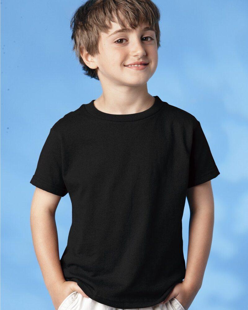 Rabbit Skins 3301J - Juvy Short Sleeve T-Shirt