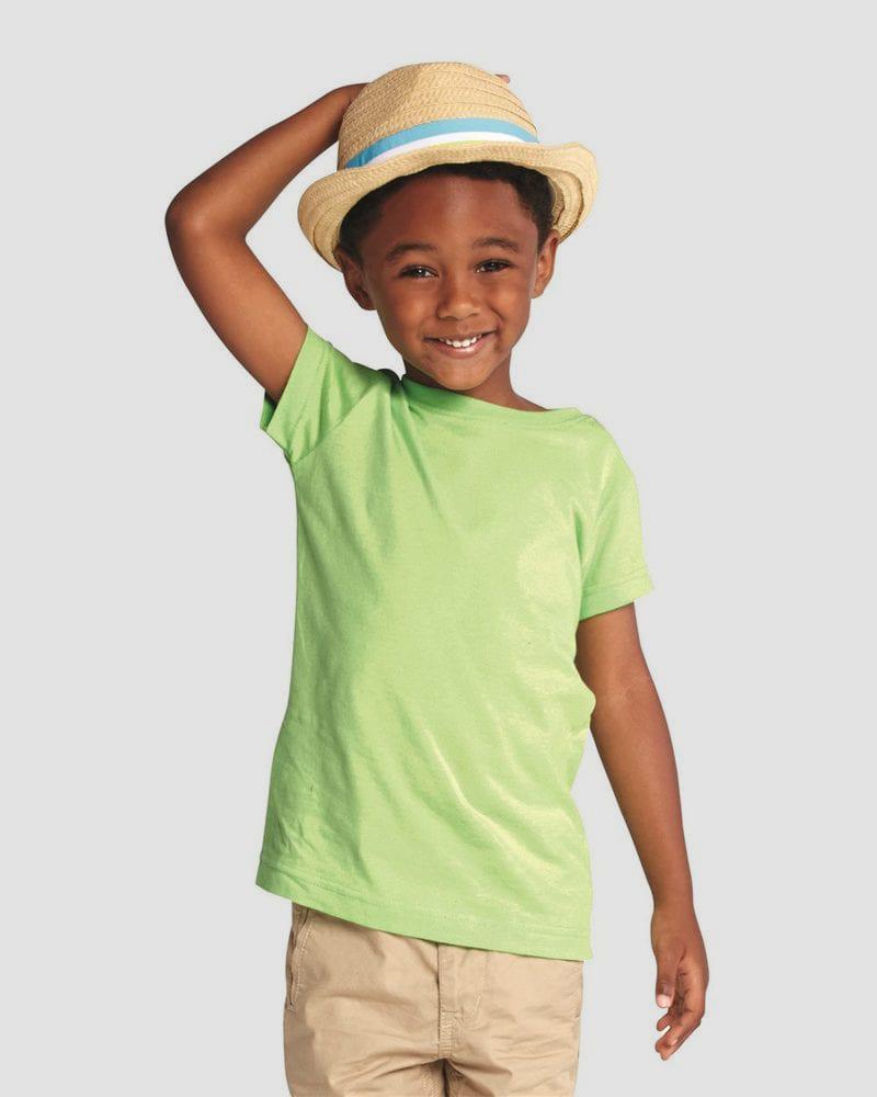Rabbit Skins 3321 - T-Shirt pour enfant en jersey fin