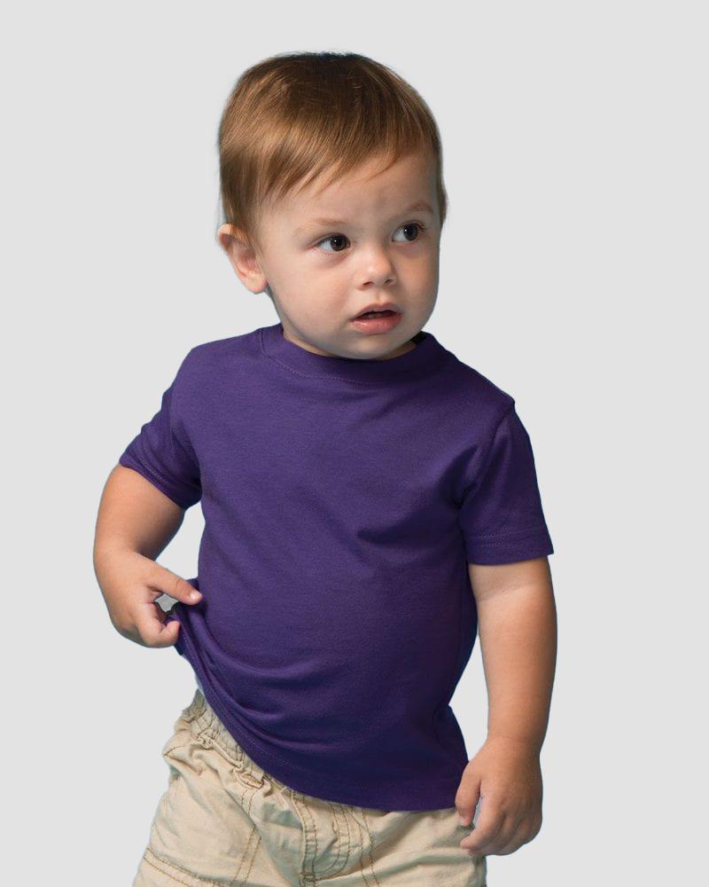 Rabbit Skins 3322 - T-shirt pour bébé en jersey fin