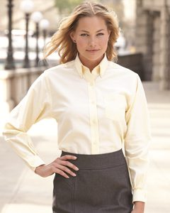 Van Heusen 13V0002 - Ladies Oxford Shirt
