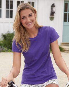 Hanes SL04 - Ladies Nano-T® T-Shirt