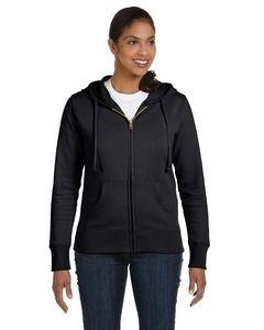 Econscious EC4501 - Ladies 11.67 oz. Organic/Recycled Full-Zip Hood