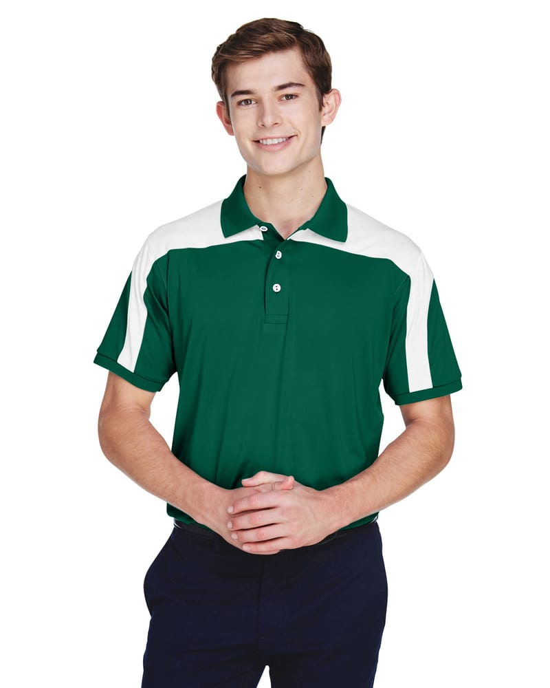 Team 365 TT22 - Men's Victor Performance Polo