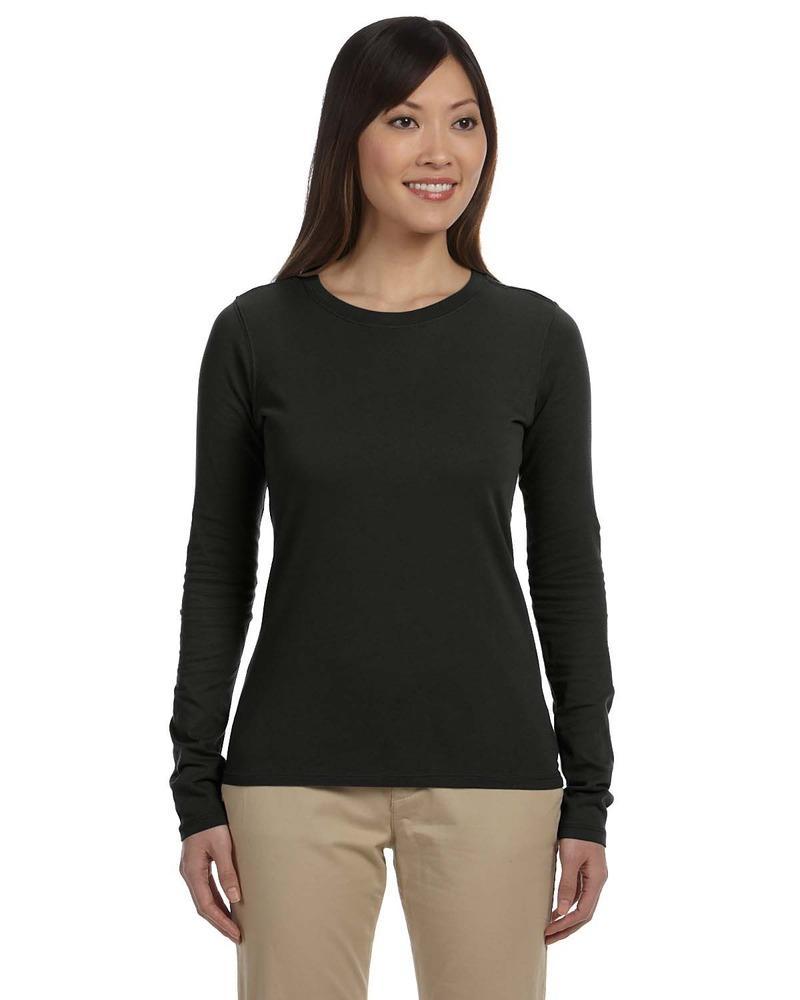 Econscious EC3500 - Ladies 7.3 oz., 100% Organic Cotton Classic Long-Sleeve T-Shirt