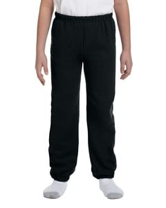 Gildan G182B - Pantalon de survêtement Heavy Blend Youth 8 Oz, 50/50