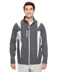 Team 365 TT82 - Mens Icon Colorblock Soft Shell Jacket
