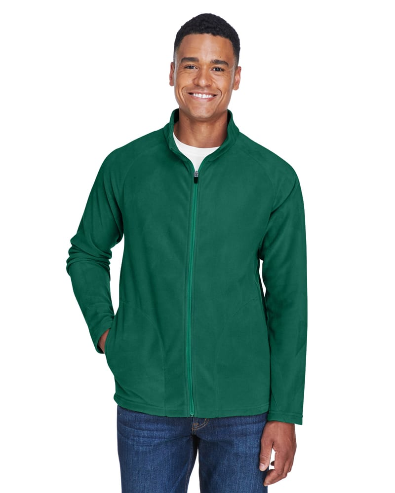Team 365 TT90 - Men's Campus Microfleece Jacket