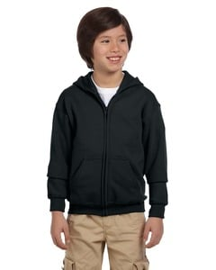 Gildan G186B - Heavy Blend Youth 8 oz., 50/50 Full-Zip Hood