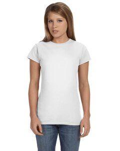 Gildan G640L - T-Shirt Softstyle® Ladies 4.5 Oz. Junior Fit