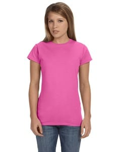 Gildan G640L - Softstyle® Ladies 4.5 oz. Junior Fit T-Shirt