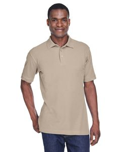 Harriton M280 - Polo Hommes 5 Oz. Blend-Tek Polo