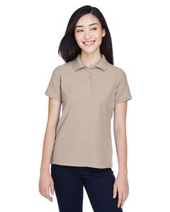 Harriton M280W - Ladies 5 oz. Blend-Tek Polo