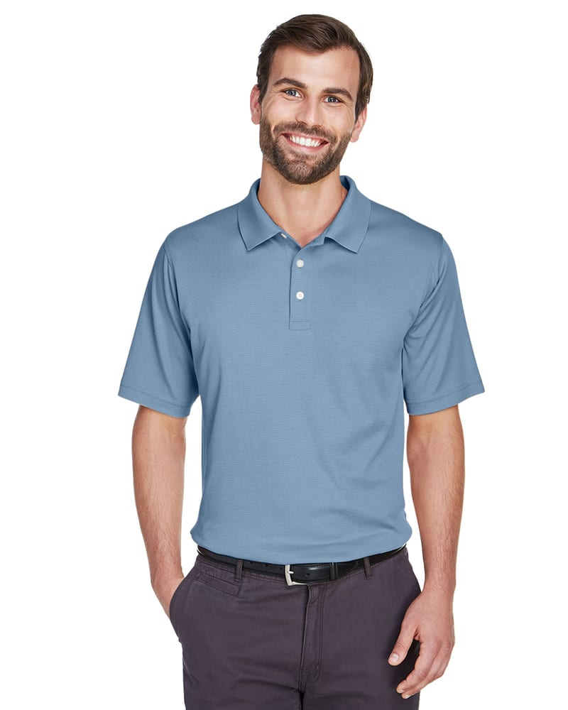 Devon & Jones DG200 - Pima-Tech™ Men's Jet Pique Polo