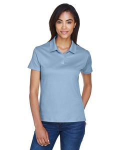 Devon & Jones DG200W - Pima-Tech™ Ladies Jet Pique Polo