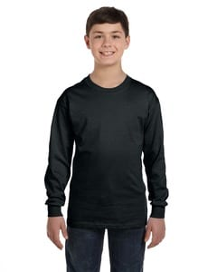 Gildan G540B - Wholesale Youth 5.3 oz. Long-Sleeve T-Shirt