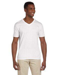 Gildan G64V - T-shirt col V Softstyle® 4.5 Oz. T-shirt à col V