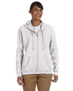 Gildan G186FL - Heavy Blend Ladies 8 oz., 50/50 Full-Zip Hood