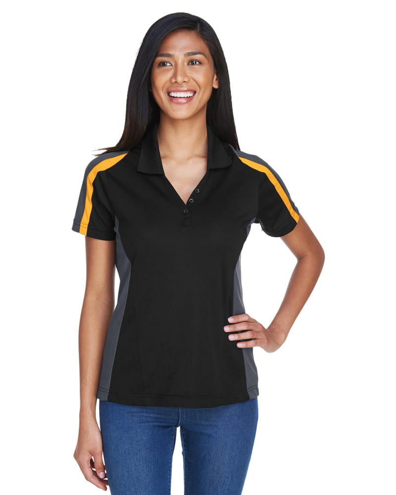 Ash City Extreme 75119 - Ladies Eperformance™ Strike Colourblock Snag Protection Polo