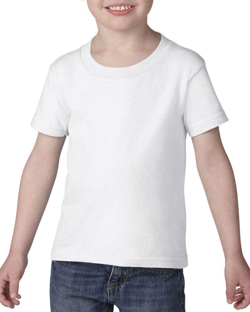 Gildan G510P - T-shirt pour enfant en coton épais de 5,3 oz. T-Shirt