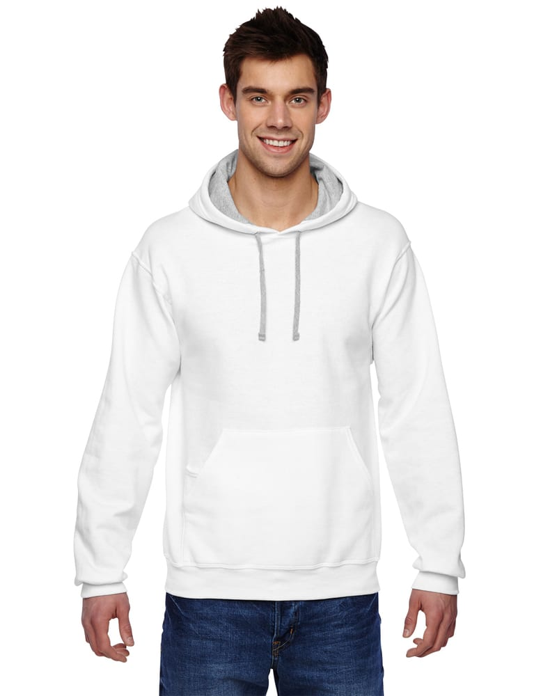 Fruit of the Loom SF76R - 7.2 oz. Sofspun Hooded Sweatshirt
