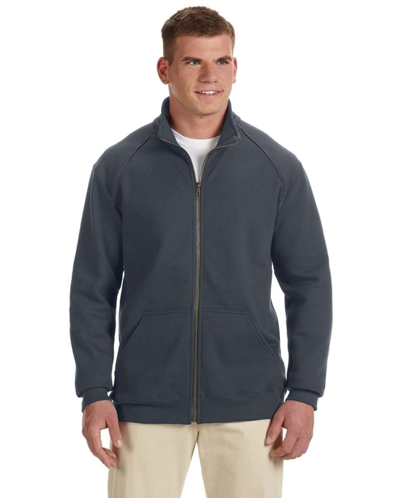 Gildan G929 - Premium Cotton 9 oz. Ringspun Fleece Full-Zip Jacket