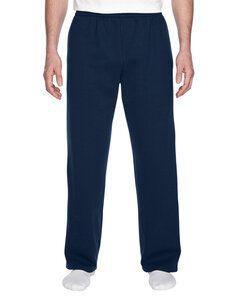 Fruit of the Loom SF74R - Pantalon de survêtement en Sofspun avec poches à fond ouvert 7.2 Oz.