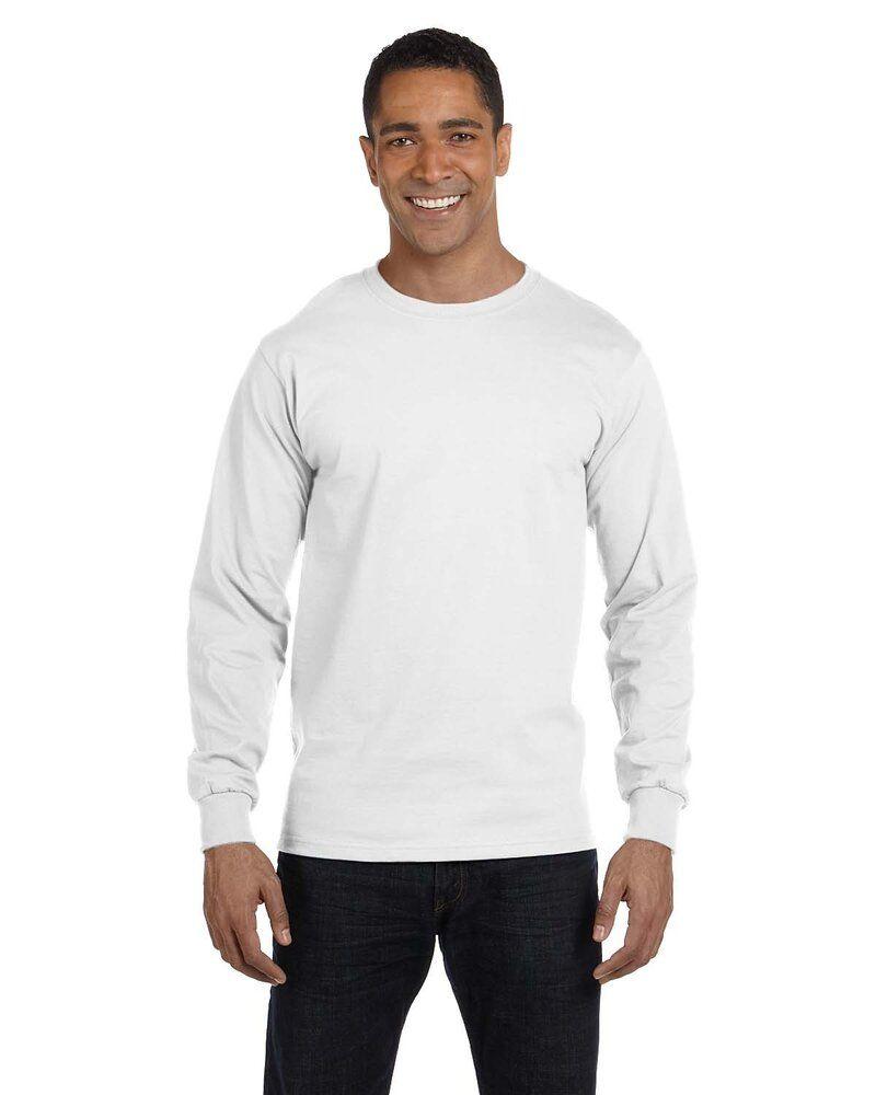 Gildan G840 - DryBlend® 5.5 oz., 50/50 Long-Sleeve T-Shirt