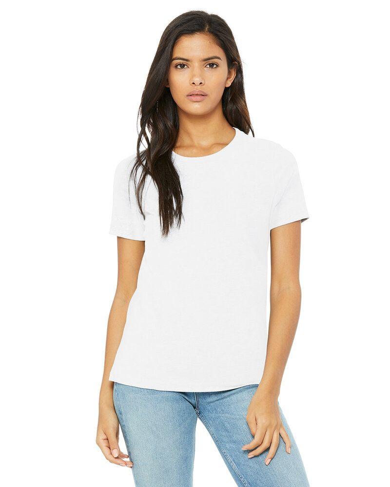 Bella+Canvas B6400 - T-shirt à manches courtes en jersey relaxant Missy's
