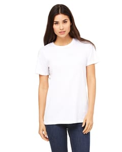 Bella+Canvas B6400 - Missys Relaxed Jersey Short-Sleeve T-Shirt