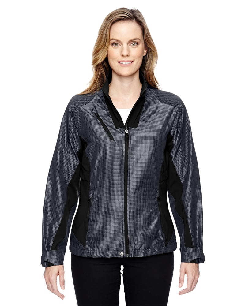 Ash City North End 78807 - Ladies Interactive Aero Two-Tone Lightweight Jacket