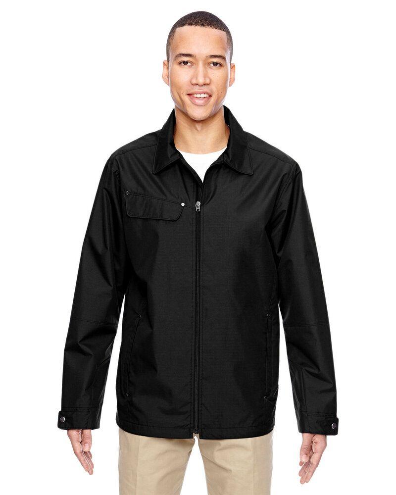 Ash City North End 88218 - Men's Excursion Ambassador Lightweight Jacket with Fold Down Collar