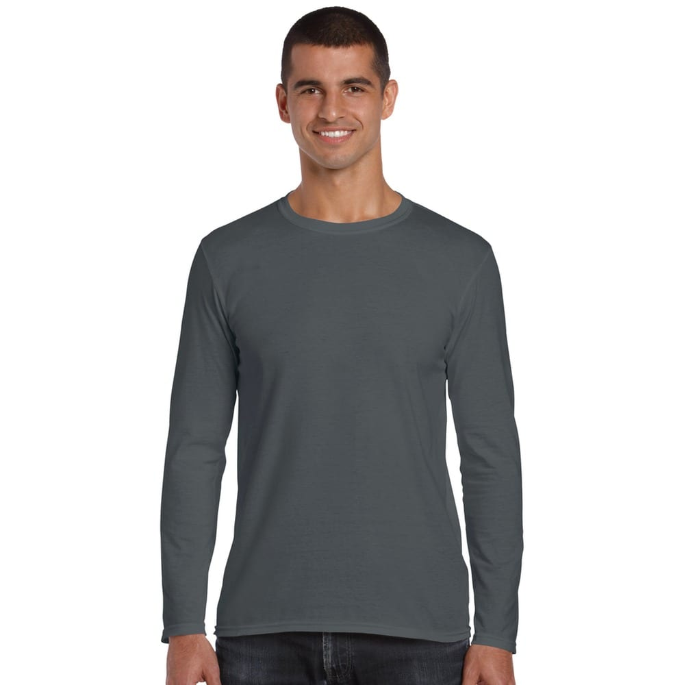 Gildan GI64400 - Softstyle Adult Long Sleeve T-Shirt