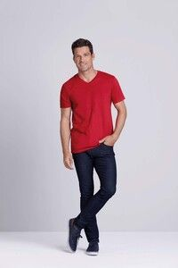 Gildan GI64V00 - Softstyle Mens V-Neck T-Shirt
