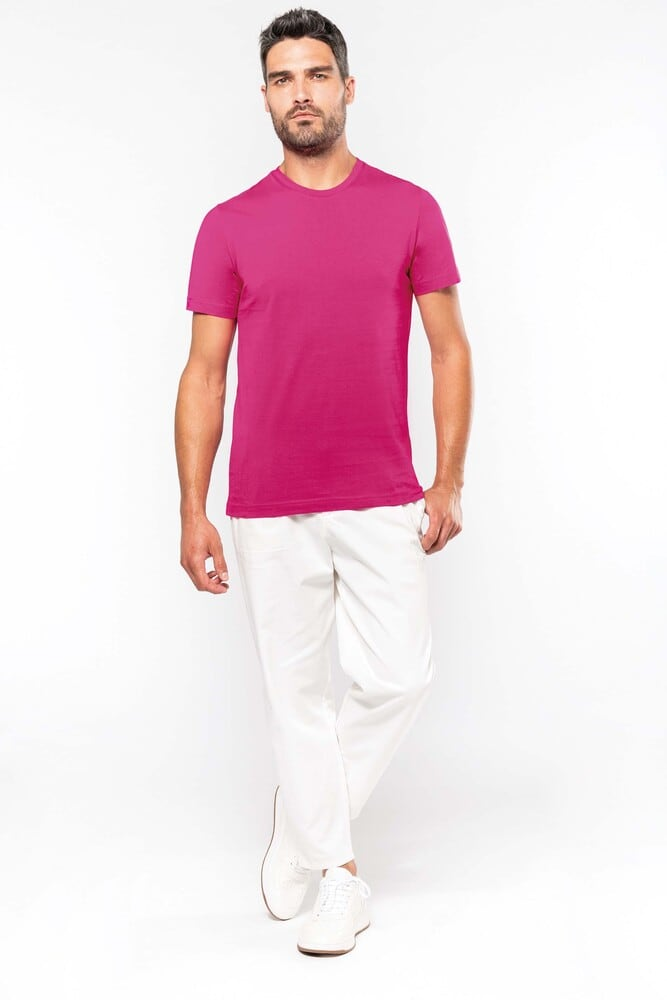 Kariban K356 - MEN'S SHORT SLEEVE CREW NECK T-SHIRT