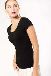Kariban K360 - SHORT SLEEVE LADIES T-SHIRT